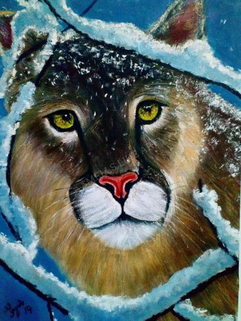aborto escándalo Miseria  Puma en la nieve | Smells Like Art | Smells Like Art